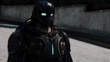 Onyx Guard From Gears Of War [Add-On / Replace] - GTA5