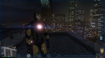 Iron Man Marvel Now [Add-On Ped] - GTA5
