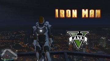 Iron Man Gemini [Add-On Ped]