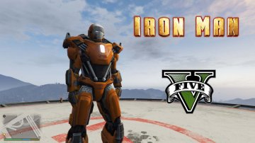 Iron Man Mark 36 Peacemaker [Add-On Ped]