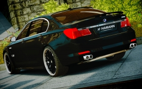 BMW 7 Hamann F02 2010 - GTA4