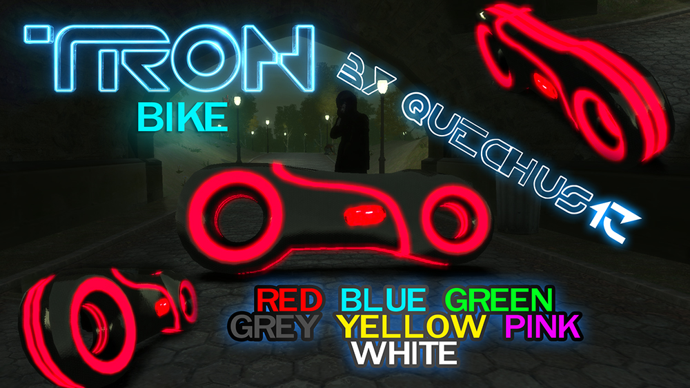 Tron Bike - GTA4