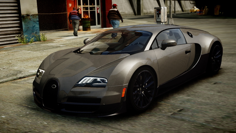 bugatti veyron 16 4 supersport vehicules pour gta iv sur gta modding. Black Bedroom Furniture Sets. Home Design Ideas