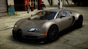 Bugatti Veyron 16.4 SuperSport - GTA4