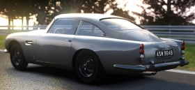 Aston Martin DB5 1964 - GTA4