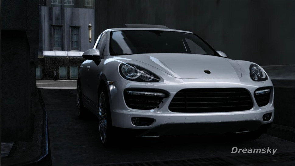 Porsche Cayenne Turbo 2012 - GTA4