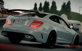 Mercedes-Benz C63 AMG Black Series - GTA4