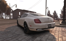 Bentley Continental SuperSports - GTA4