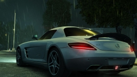 Mercedes-Benz SLS AMG - GTA4