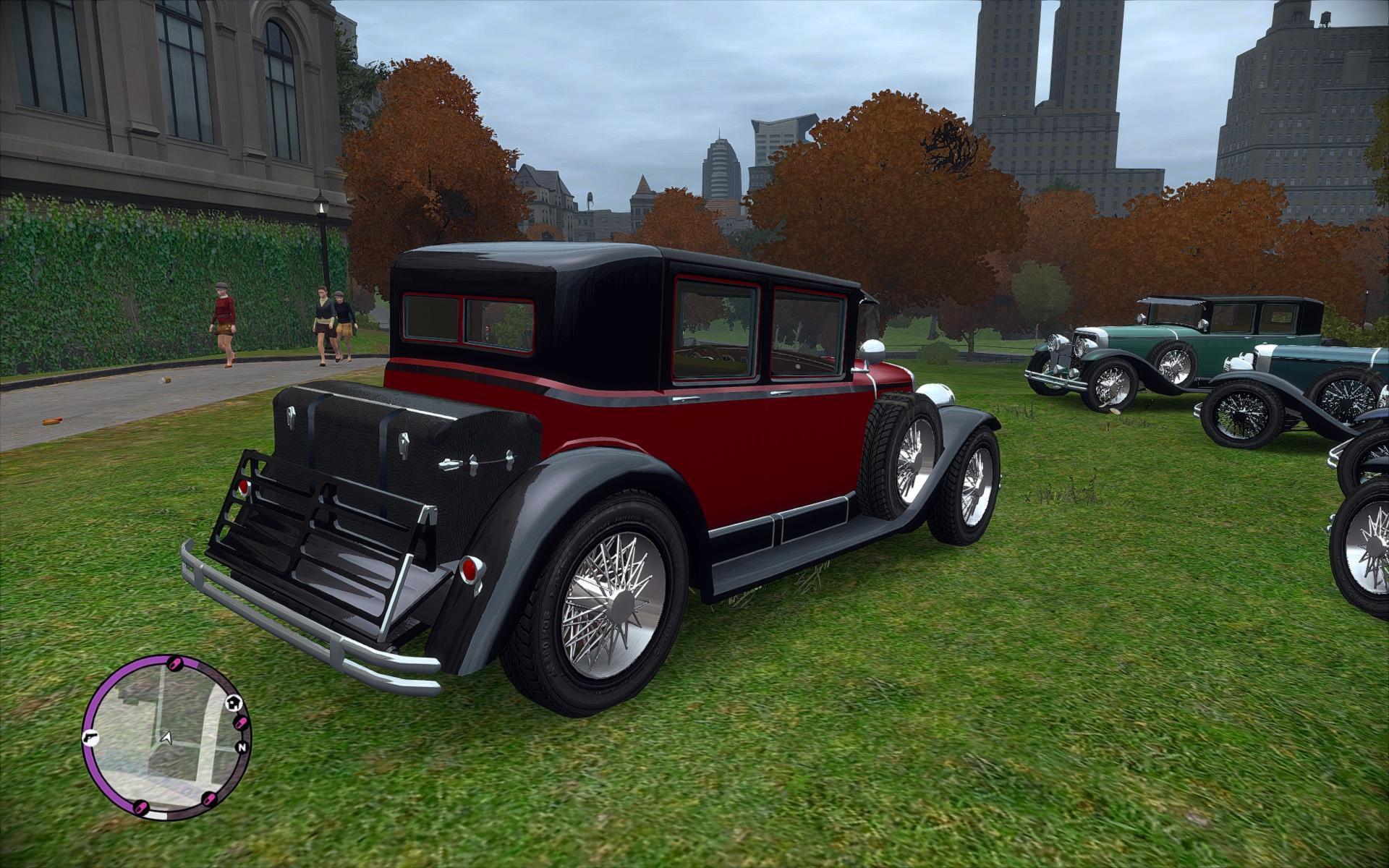 gta iv albany roosevelt vehicules pour gta iv sur gta modding. Black Bedroom Furniture Sets. Home Design Ideas