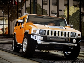 HUMMER H2 Limited Edition - GTA4