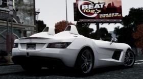 Mercedes-Benz SLR McLaren Stirling Moss [EPM] - GTA4