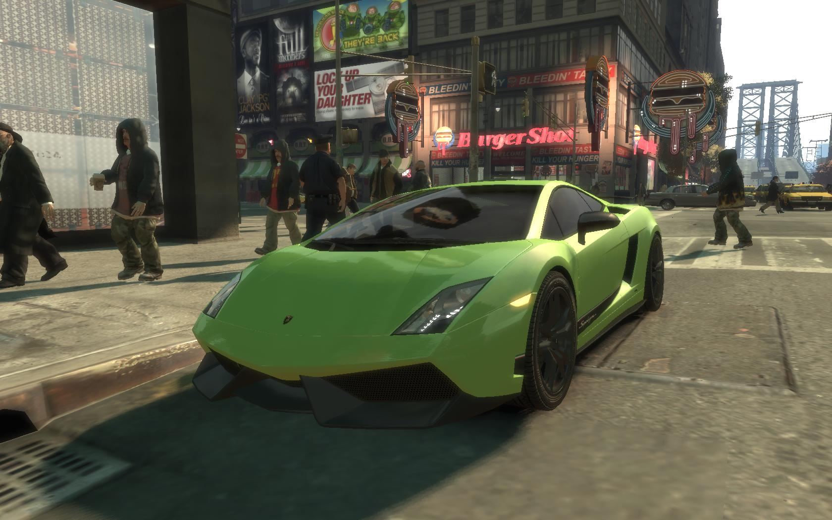 Lamborghini Gallardo LP570-4 Superleggera - GTA4