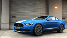 Ford Mustang GT 2015 - GTA4
