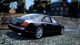 Maybach 57s - GTA4