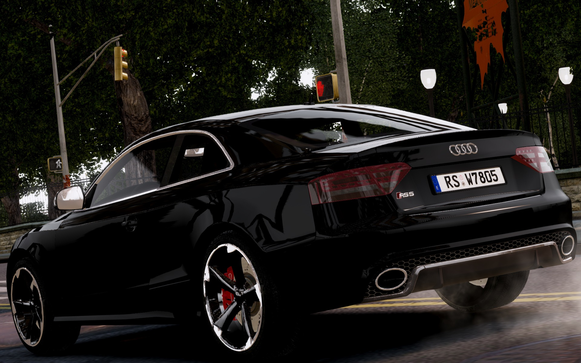 audi rs5 vehicules pour gta iv sur gta modding. Black Bedroom Furniture Sets. Home Design Ideas