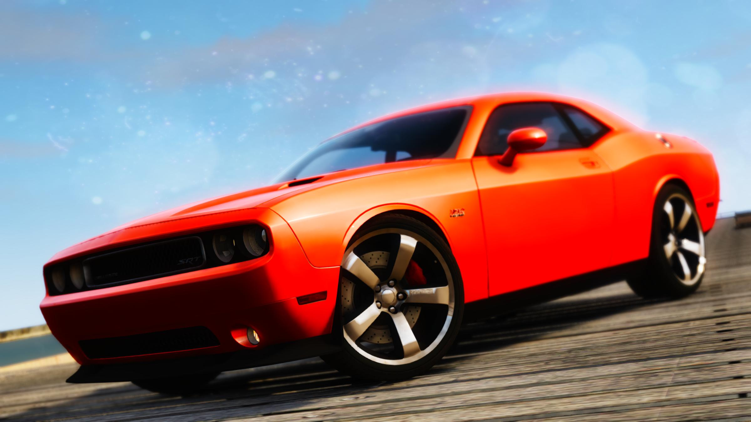 Dodge Challenger 2012 - GTA4