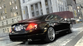 Mercedes-Benz CL65 SV12S Brabus - GTA4
