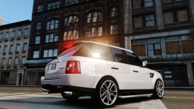 Range Rover Sport Supercharged - GTA4