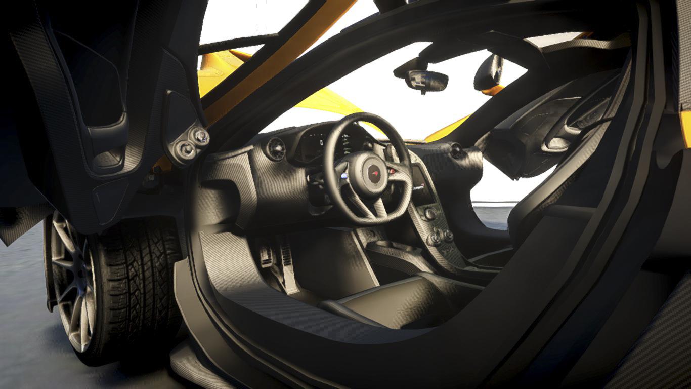 McLaren P1 2013 [EPM] - Vehicules pour GTA IV sur GTA Modding