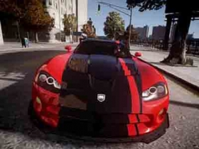 Dodge Viper SRT-10 ACR - GTA4