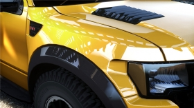 Ford F-150 Raptor - GTA4