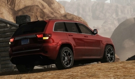 Jeep Grand Cherokee SRT8 - GTA4