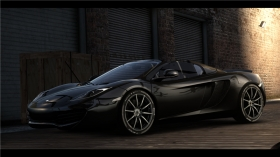 McLaren MP4-12C Spider - GTA4