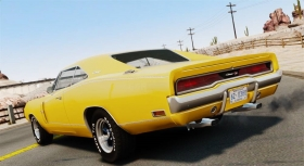 Dodge Charger R/T SE 440 Magnum 1970 - GTA4