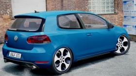 Volkswagen Golf GTI 2010 - GTA4
