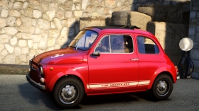 Fiat Abarth 695 SS Assetto Corse - GTA4
