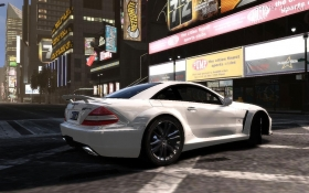 Mercedes SL65 AMG  - GTA4