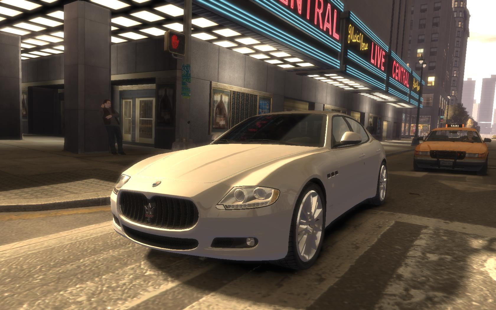 maserati quattroporte sport gt s vehicules pour gta iv sur gta modding. Black Bedroom Furniture Sets. Home Design Ideas