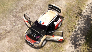 Citroën DS3 WRC - GTA4