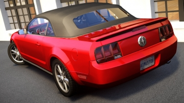 Ford Mustang Convertible Mk.V - GTA4