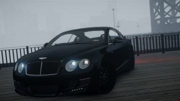 Bentley Continental GT Imperator - GTA4