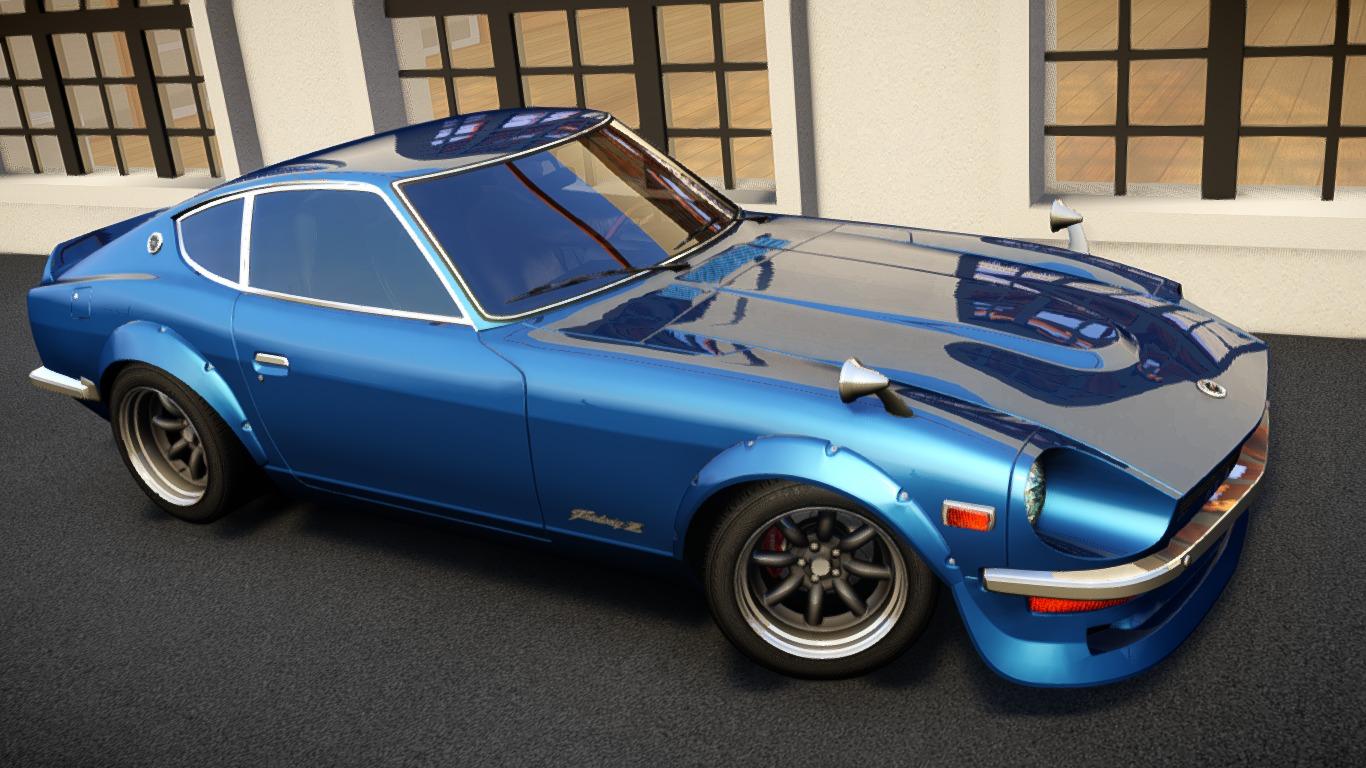 Nissan Fairlady Z S30 Vehicules Pour Gta Iv Sur Gta