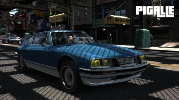 Thunder V Pack 2 - GTA4