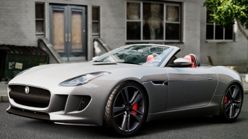 Jaguar F-Type [EPM]