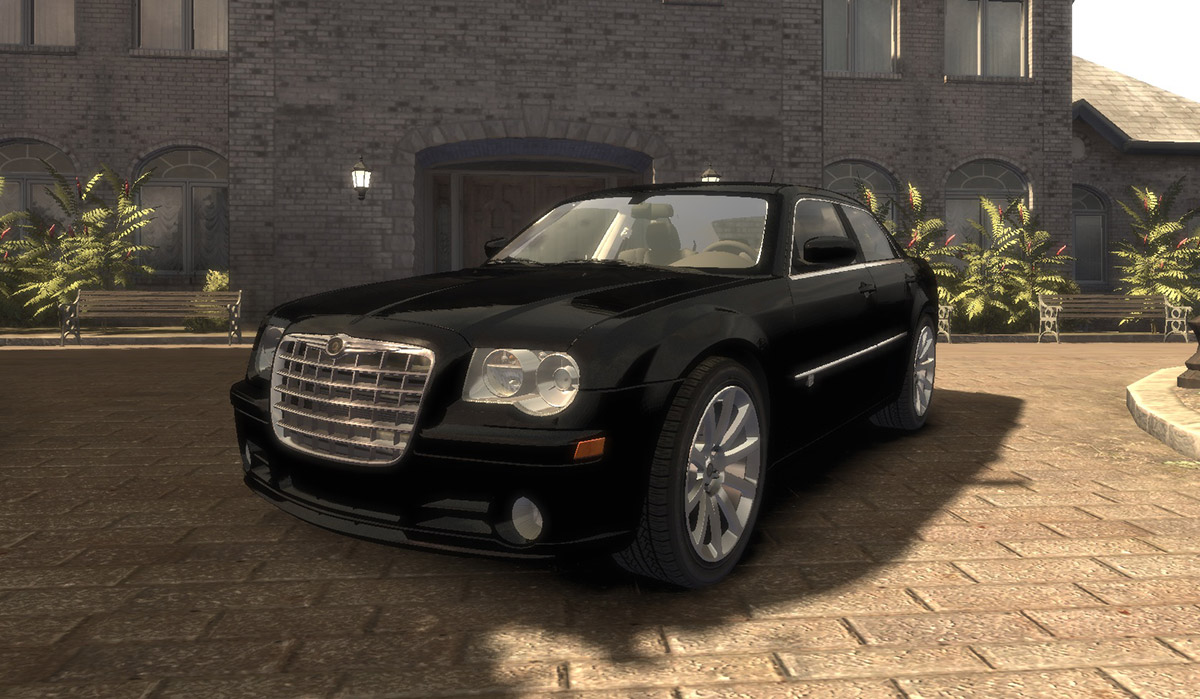 Chrysler 300c SRT8 2008 - GTA4