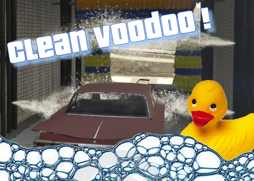 Clean Voodoo ! - GTA5
