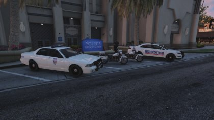 French Police Texture Pack - GTA5