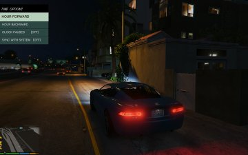 F620 Modern rear lights - GTA5