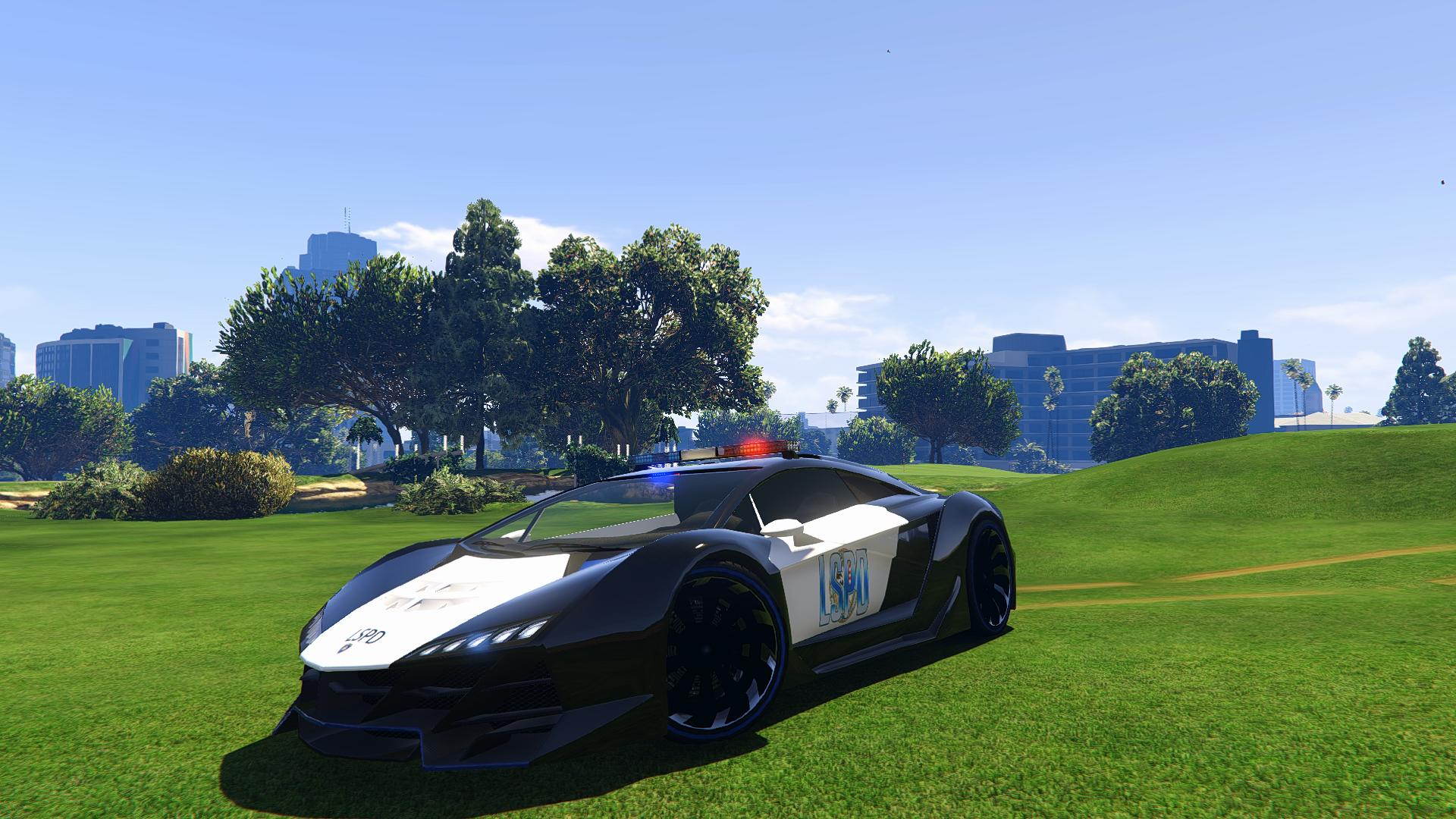 lamborghini police zentorno lspd vehicules pour gta v sur gta modding. Black Bedroom Furniture Sets. Home Design Ideas