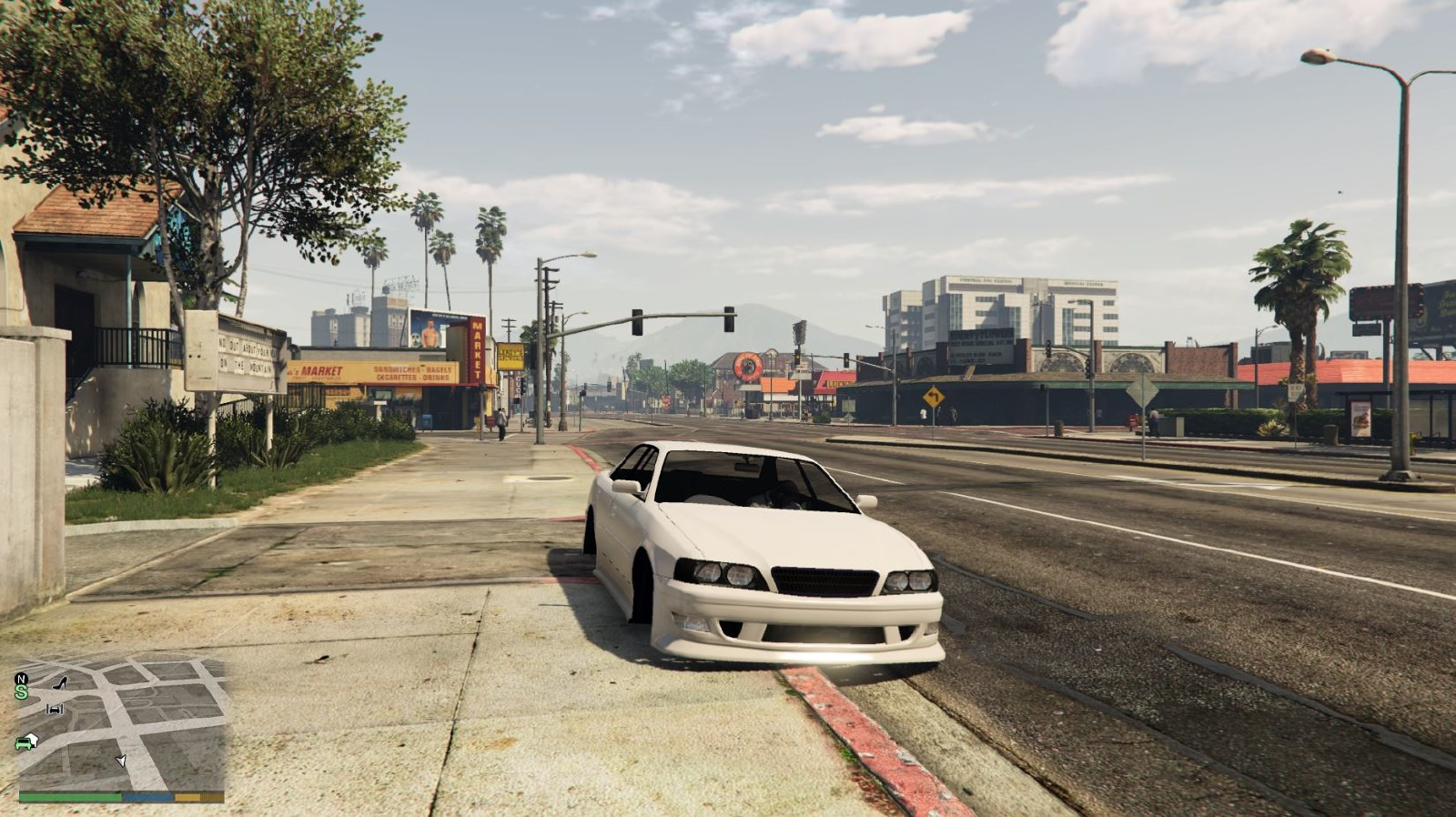 toyota chaser 1999 vehicules pour gta v sur gta modding. Black Bedroom Furniture Sets. Home Design Ideas