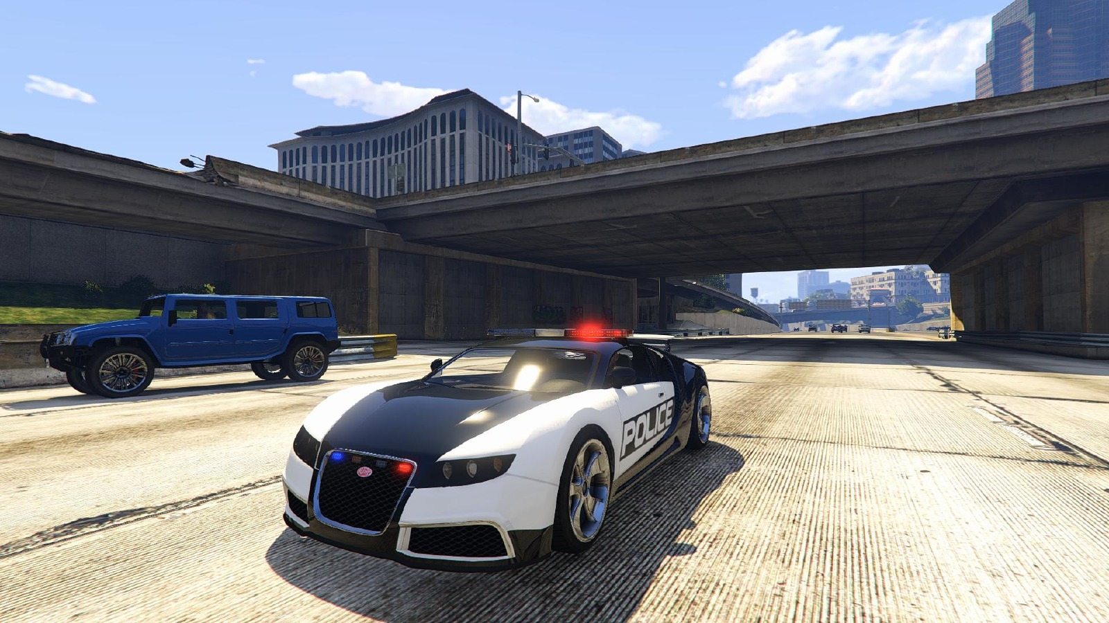 bugatti adder police lspd vehicules pour gta v sur gta modding. Black Bedroom Furniture Sets. Home Design Ideas