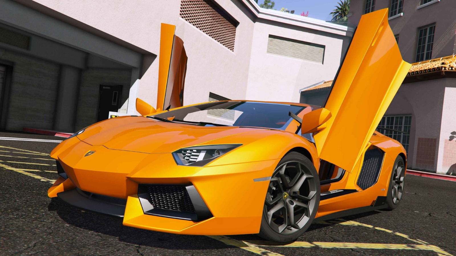 lamborghini aventador lp700 4 vehicules pour gta v sur gta modding. Black Bedroom Furniture Sets. Home Design Ideas