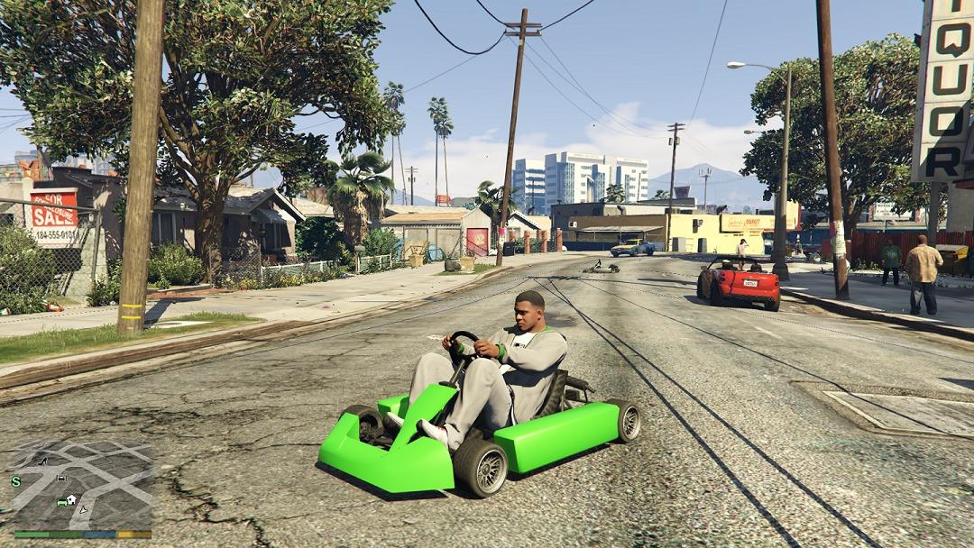 TUTO : Devenir un policier sur Grand Theft Auto V PC Grand