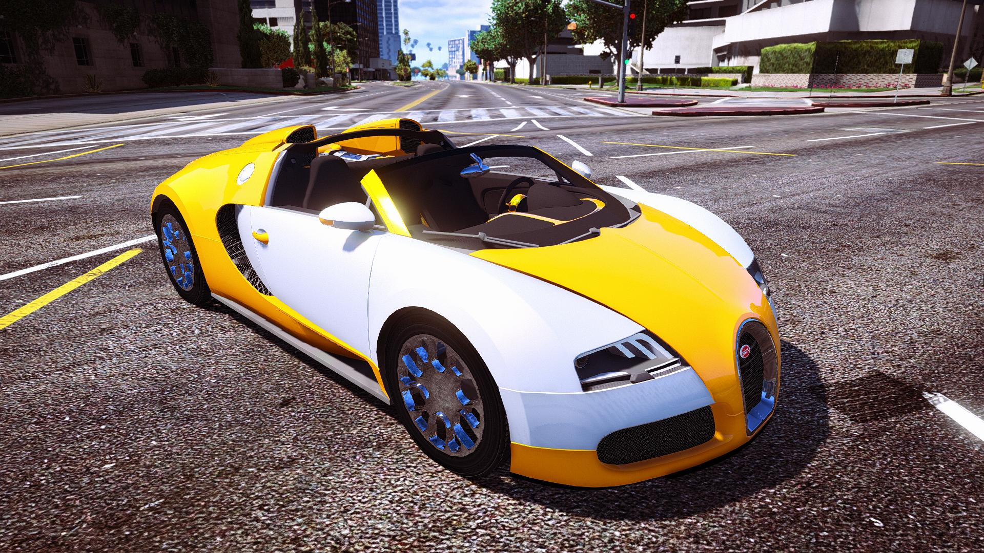 gta 5 quot adder quot customization guide bugatti veyron. Black Bedroom Furniture Sets. Home Design Ideas