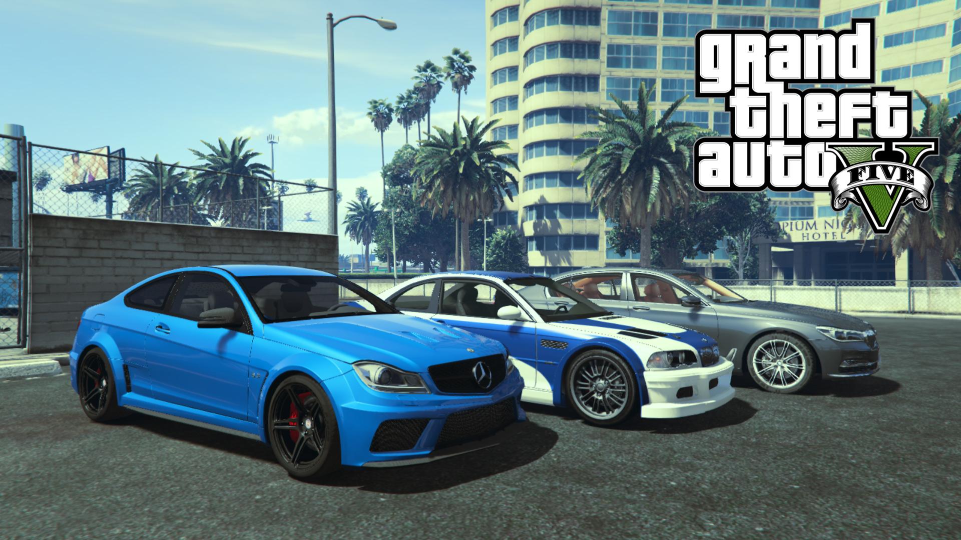 5 Best Car Pack v2 - Vehicules pour GTA V sur GTA Modding
